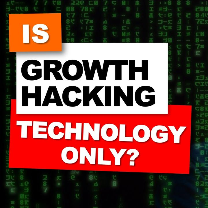 03. Is growth hacking technology only // Explained by Nader Sabry