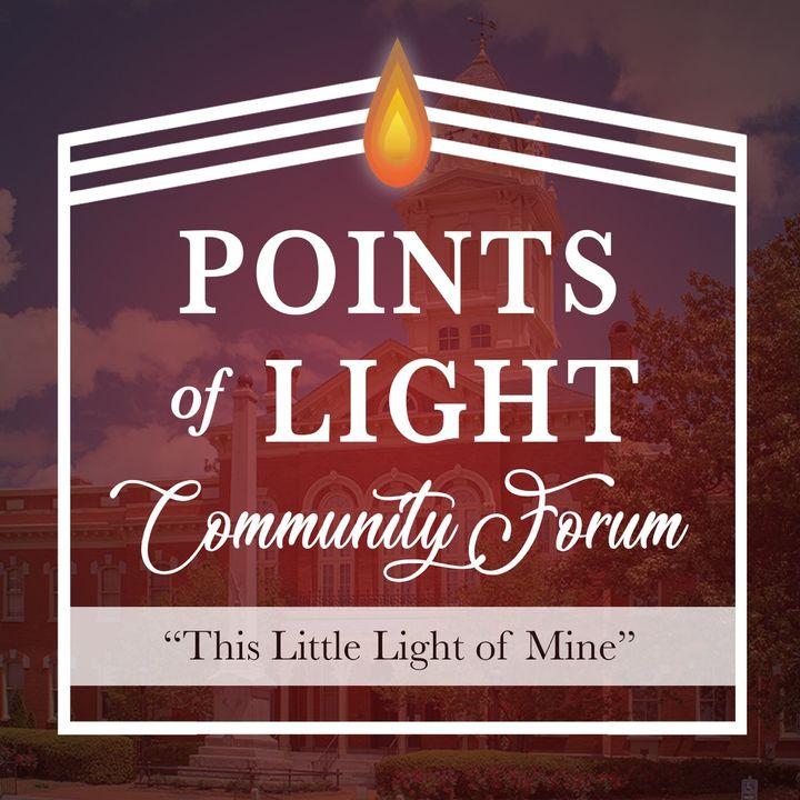 Points of Light - Community Forum