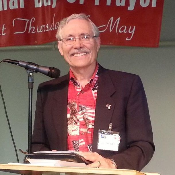 Jim McGee with National Day Of Prayer 2021-03-19