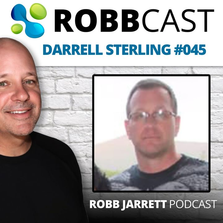 E:045 Darrell Sterling   Surviving Cancer, Powerlifting,  Hunting and a Little Bit More