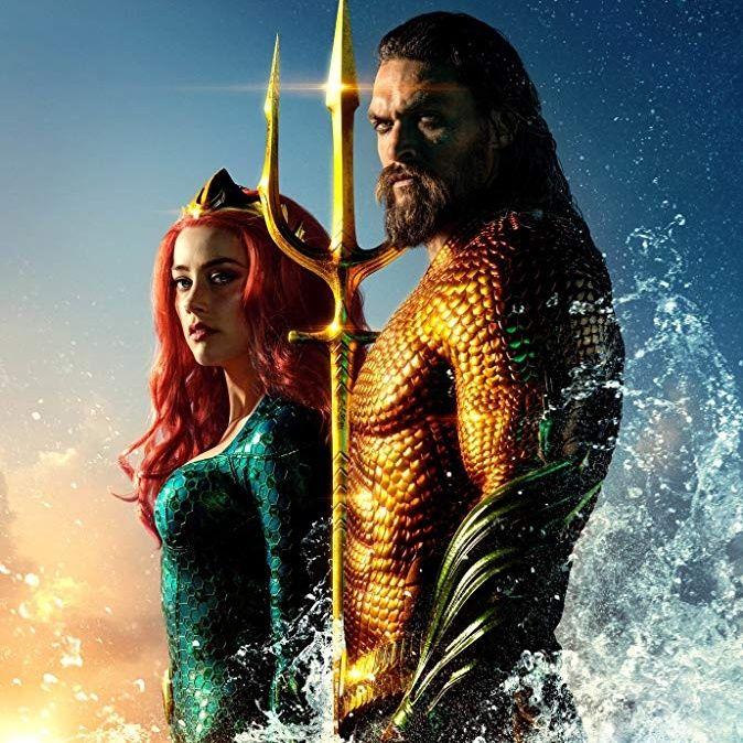 Ep 45: Aquaman / Mary Poppins Returns / BumbleBee / Die Hard Christmas