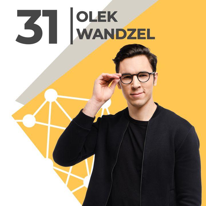 Olek Wandzel-szerokie horyzonty to wolność-Abstra