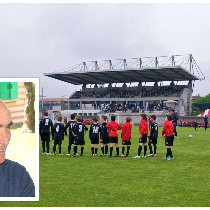 Stadio aperto per il saluto all'ex presidente. Addio al pilastro del calcio e della ceramica