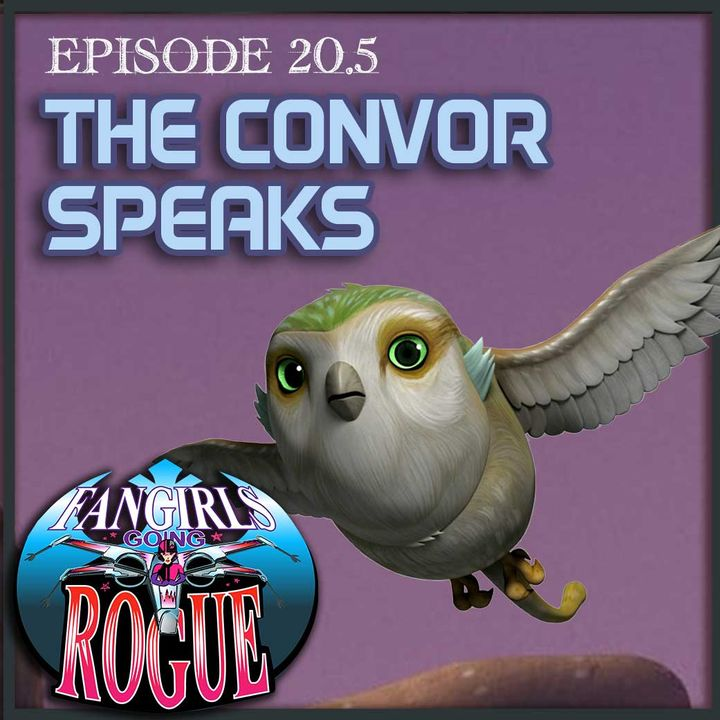 20.5 The Convor Speaks