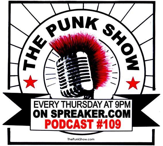 The Punk Show #109 - 04/22/2021