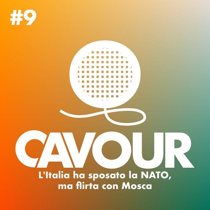 L'Italia ha sposato la NATO, ma flirta con Mosca #9