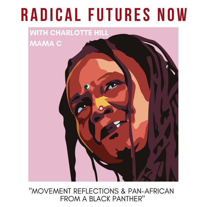Movement Reflections and Pan-African from a Black Panther with Charlotte Hill O'Neil/ Mama C
