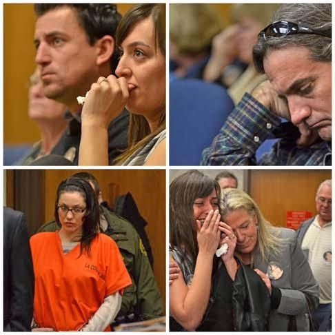 Interview with California murderer Virginia Krall