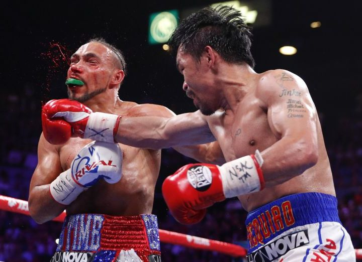 Inside Boxing Daily: Pac beats Thurman, Whyte tests positive, Chavez Jr. is a c*nt, and more