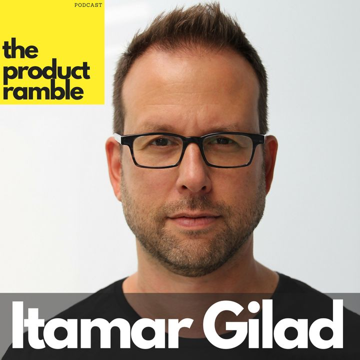 GIST - framework for product organisations - with Itamar Gilad