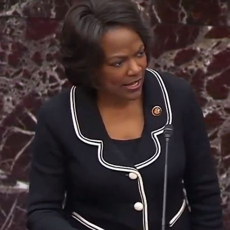Impeachment Trial of Donald J. Trump Day 2 - Val Demings statement on amendment for Subpoena for State Dept Documents