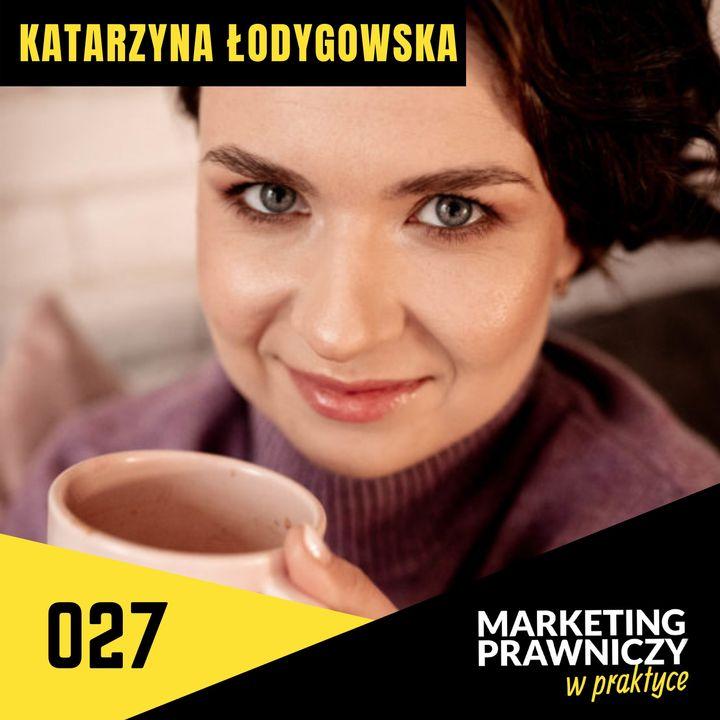MPP#027 Prawniczka nieoczywista - Katarzyna Łodygowska (MatkaPrawnik)