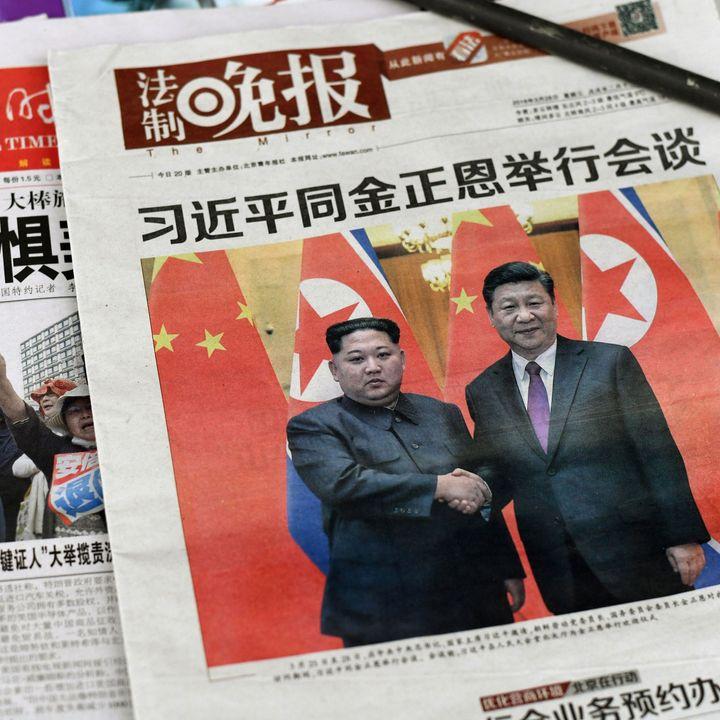 China And North Korea with Katie Stallard-Blanchette