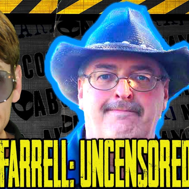 Joseph Farrell Uncensored - SSP and UFO Disclosure PSYOP  The Truth About the Antarctic Base