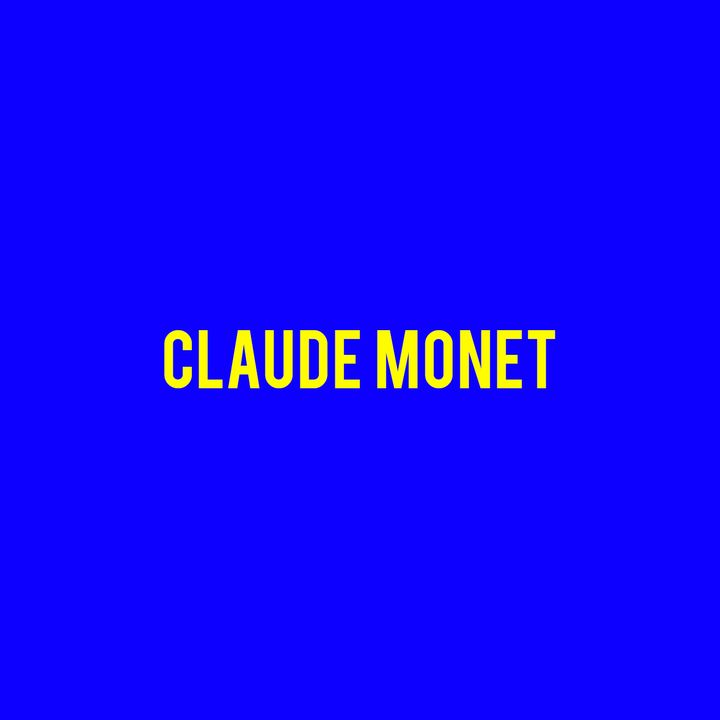 Claude Monet : La Storia