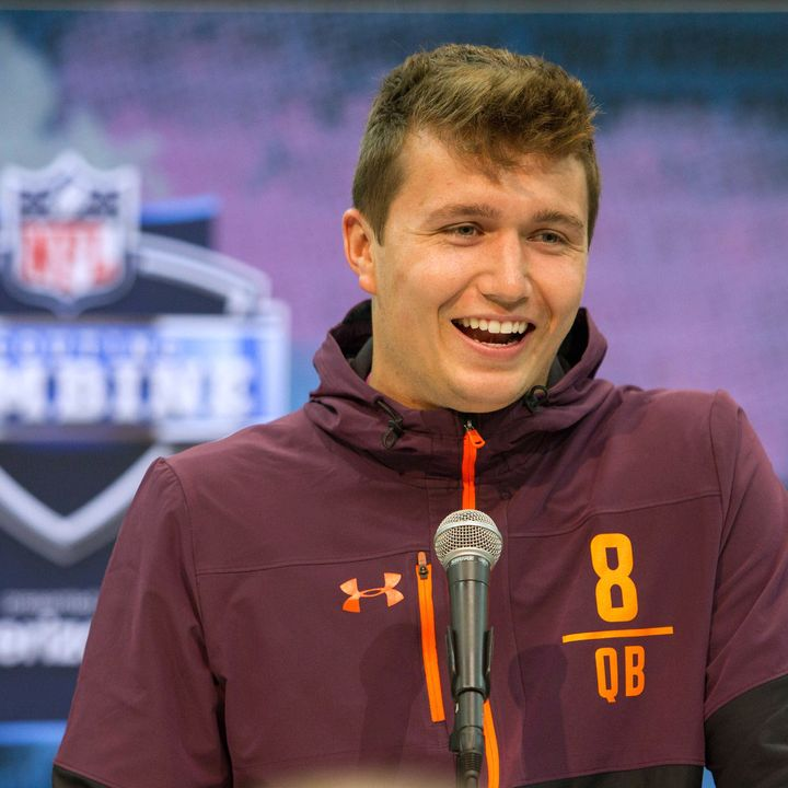 HU #219: NFL Combine | What we learned from the quarterbacks at the podium
