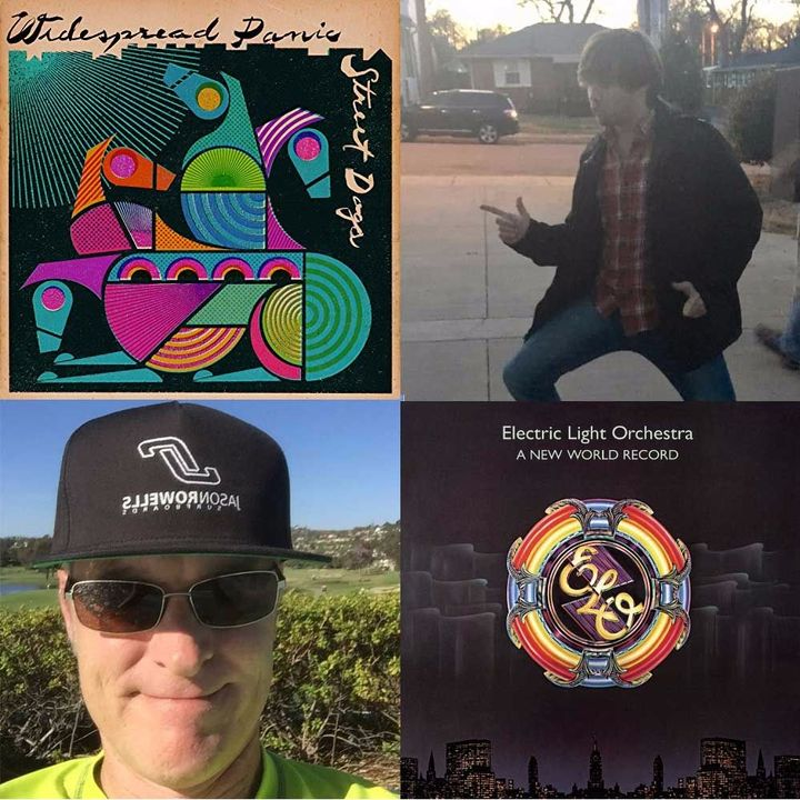Ep 001 Widespread Panic and ELO