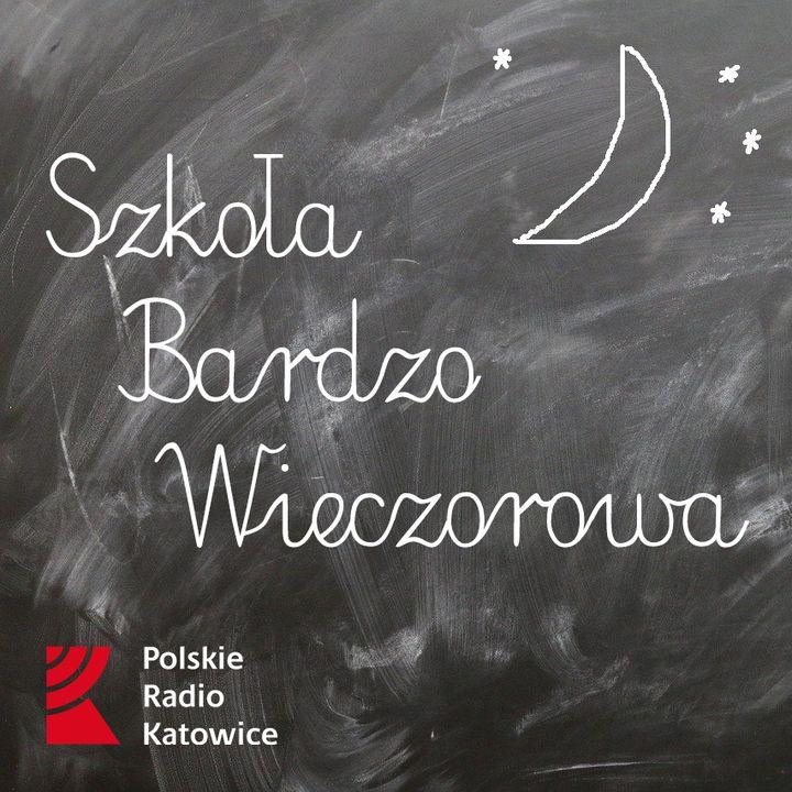 Moderna. Drapacz chmur i Kościół Garnizonowy w Katowicach.