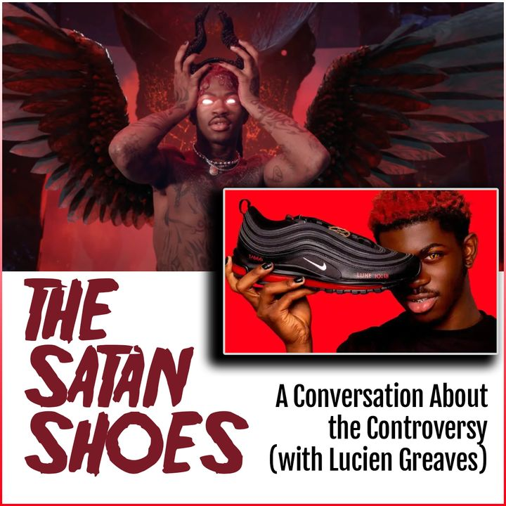 The Satan Shoes: A Conversation About the Controversy (with Lucien Greaves)