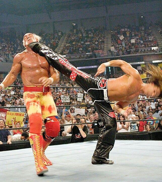 WWE Rivalries: HBK vs Hulk Hogan
