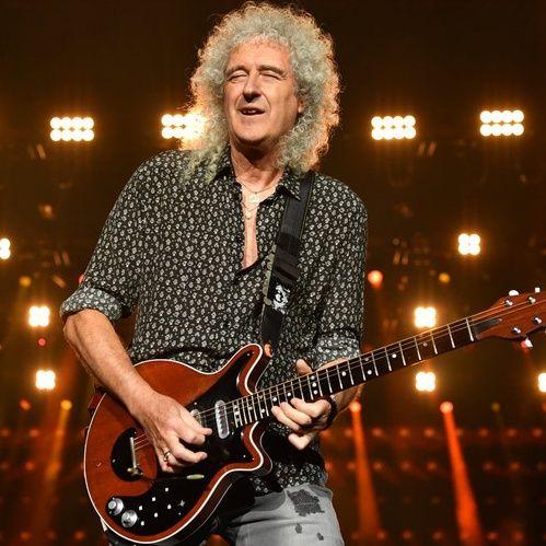 """L'assolo di chitarra in """"Bohemian Rhapsody"""" dei Queen, eseguito e composto da BRIAN MAY, è stato eletto il più bello di sempre."""