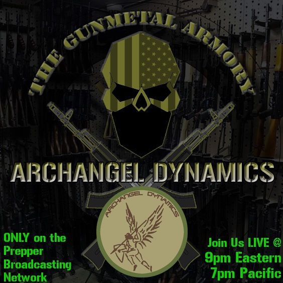TGA: CONFLICTED Show w/ Archangel Dynamics & Co.