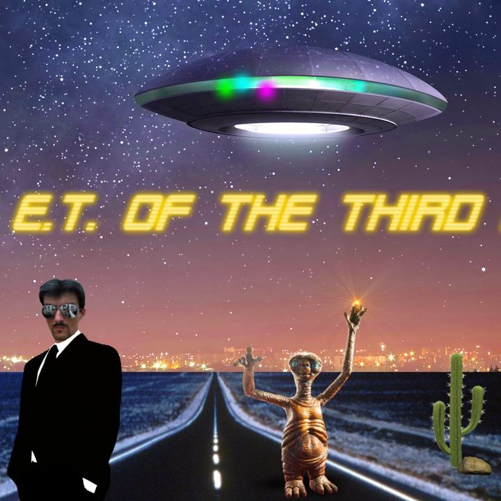 TAKEN E.T. OF THE THIRD KIND 2013