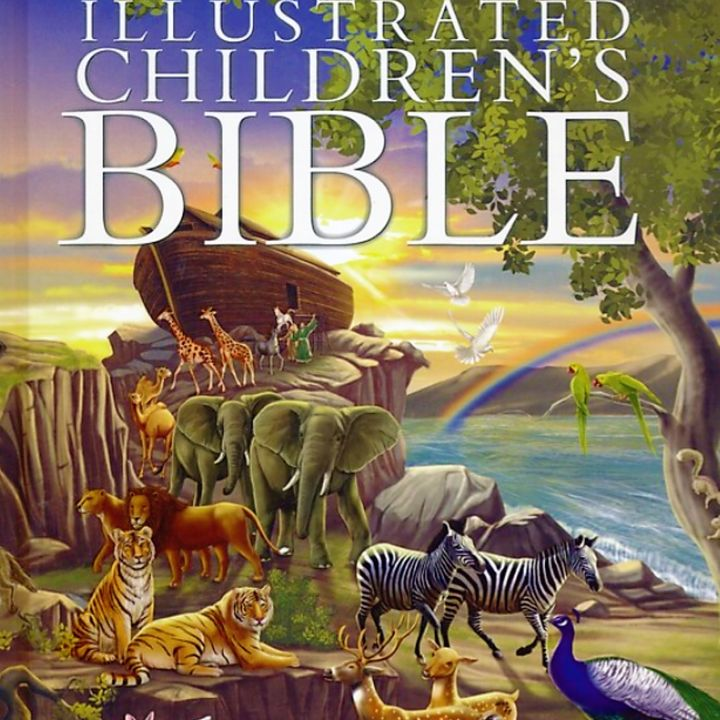 Episode 1 -  A Child's Bible