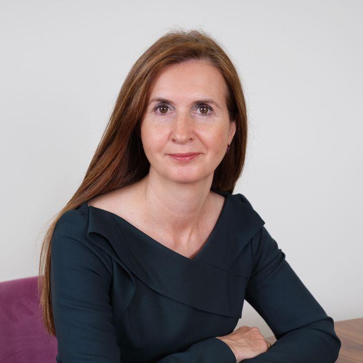 Katherine Garrett-Cox CBE - CEO, Gulf International Bank UK