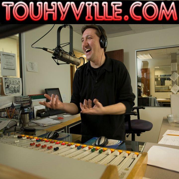 Touhyville Show Steve Touhy with Thomas Ian Nicholas