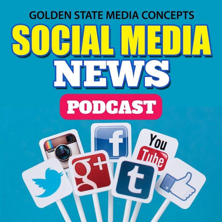 GSMC Social Media News Podcast Episode 159: Live TV and Top Trends