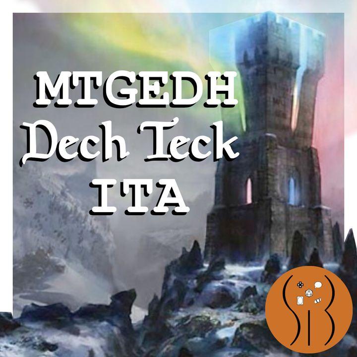 Re Makar il Maledetto dall'Oro MTGEDH deck tech ITA