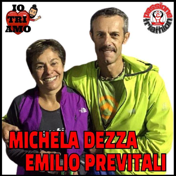 Passione Triathlon n° 88 🏊🚴🏃💗 Michela Dezza Emilio Previtali