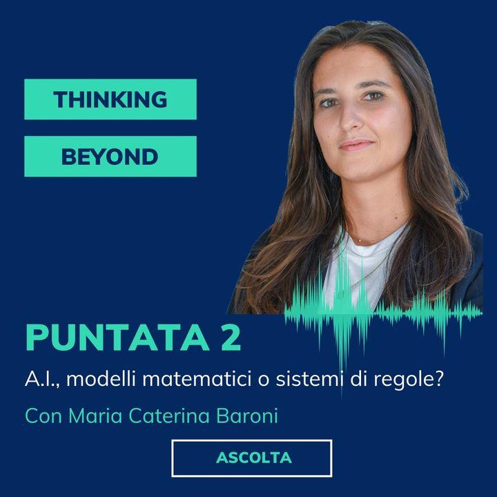 Puntata 2 - A.I., modelli matematici o sistemi di regole?