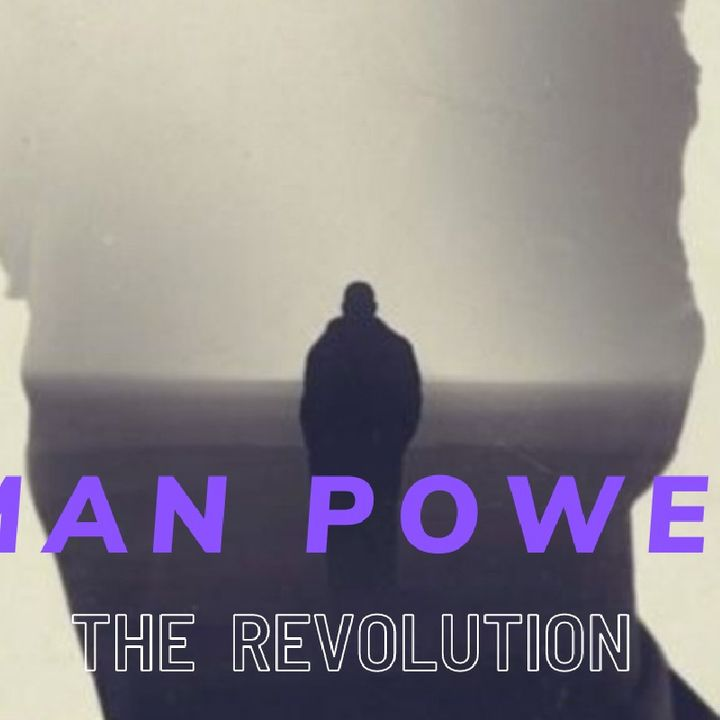 THE POWER OF MAN  TRIBAL AFFIRMATIONS