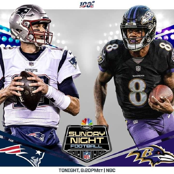 Ravens Beat Down The Patriots Ha!