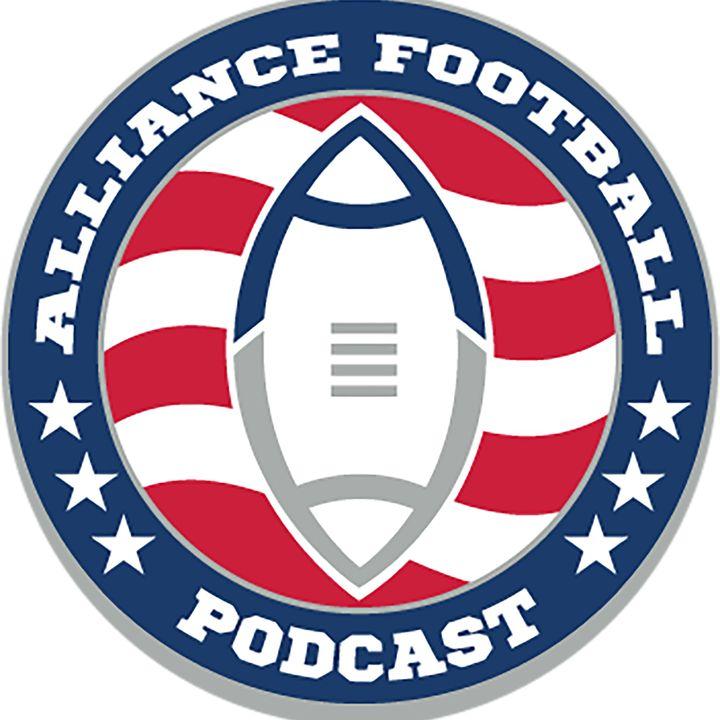 Alliance Football Podcast