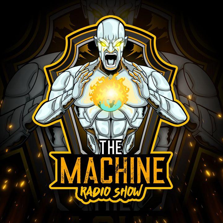 the machine 8-26-21