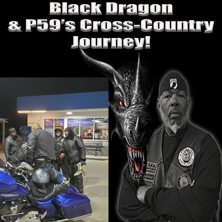Black Dragon and Prospect 59's Cross-Country Journey