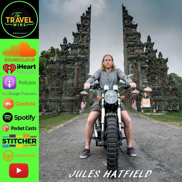 Jules Hatfield | Not So Bon Voyage world travelers promoting sustainability