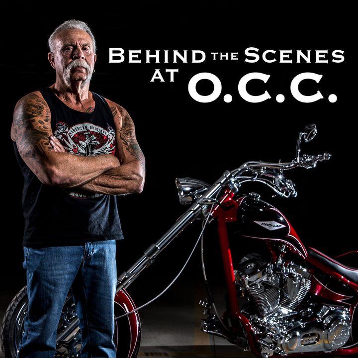 Behind The Scenes at O.C.C.