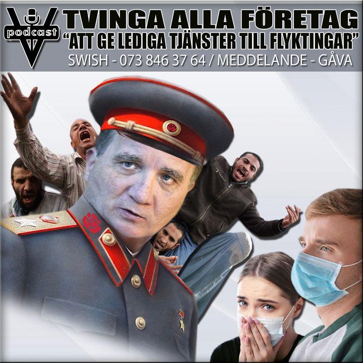 """TVINGA ALLA FÖRETAG """"ATT GE LEDIGA TJÄNSTER TILL FLYKTINGAR"""""""