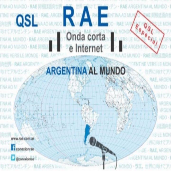DX 24 RAE vuelve a las ondas cortas en todos sus idiomas.