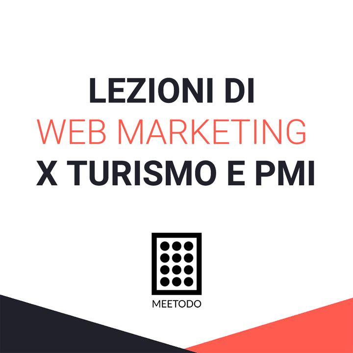 Web Marketing per il turismo e le PMI