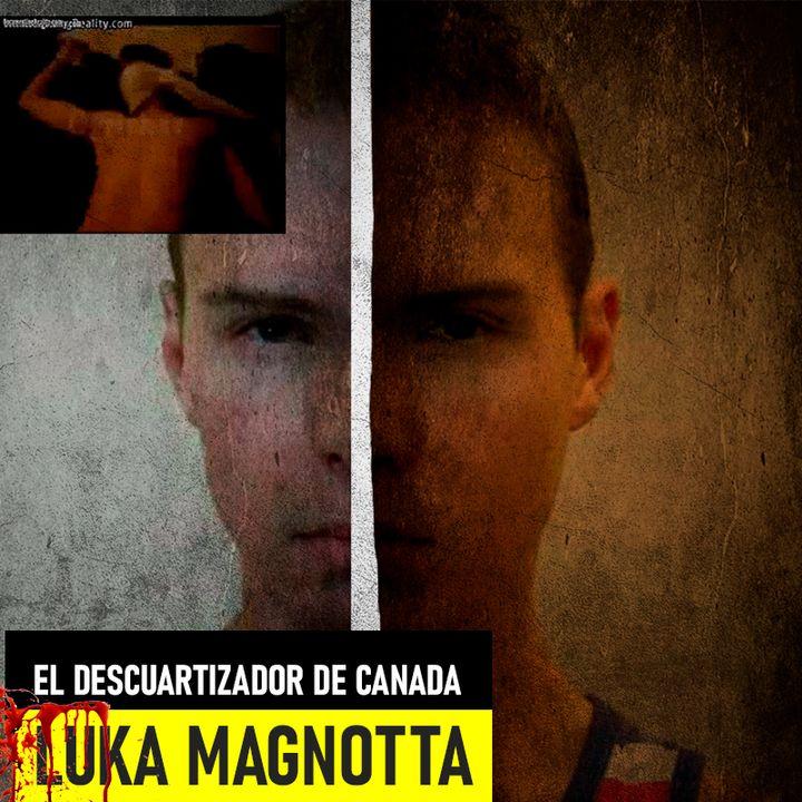 Luka Magnotta   El Descuartizador de Canadá
