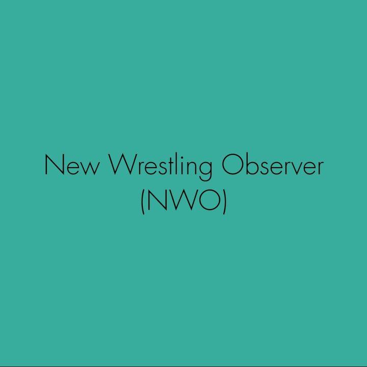 New Wrestling Observer (NWO)
