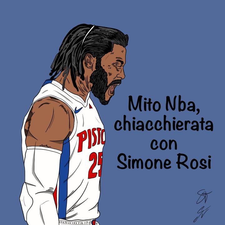 EP80: Mito Nba, chiacchierata con Simone Rosi