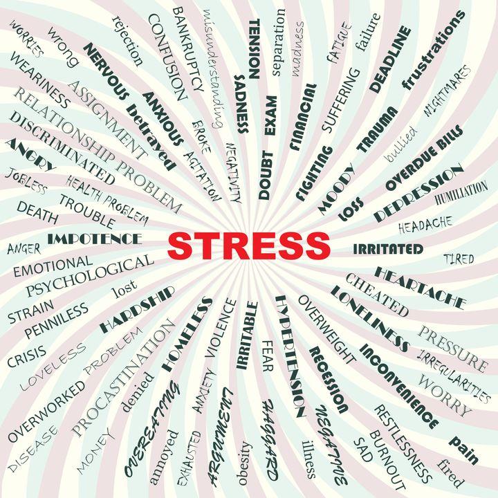 5-Stress e vita frenetica: l'importanza di fermarsi