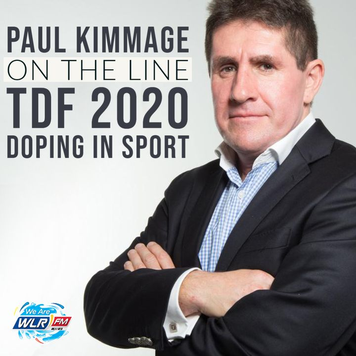Paul Kimmage - Tour De France, Medicalisation of Sport
