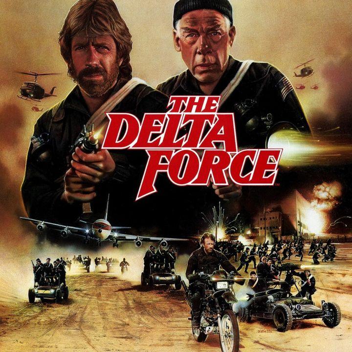 CRITIQUE DU FILM THE DELTA FORCE